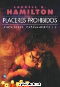 Placeres Prohibidos / Anita Blake, Cazavampiros 1