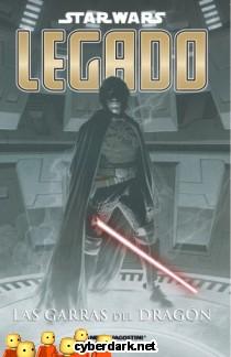 Las Garras del Dragón / Star Wars: Legado 3 - cómic