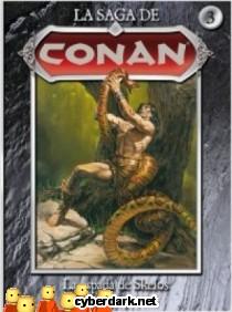 La Espada de Skelos / La Saga de Conan 3 - cómic