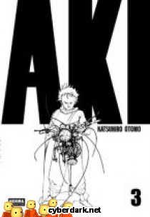 Akira 3 (de 6) - cómic