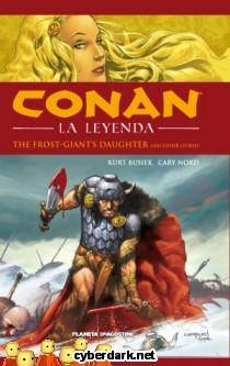 La Hija del Gigante Helado / Conan la Leyenda 1 - cómic