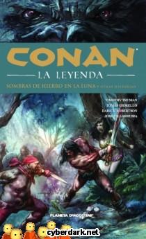 Sombras de Hierro en la Luna / Conan la Leyenda 10 - cómic