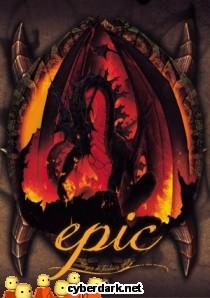 EPIC. Antología de Fantasía Épica