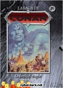 La Hora del Dragón / La Saga de Conan 29 - cómic