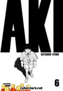 Akira 6 (de 6) - cómic