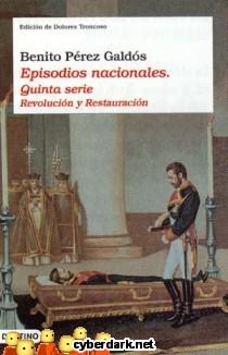 Episodios Nacionales. Quinta Serie (d)