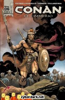 Conan el Cimmerio 6 - cómic