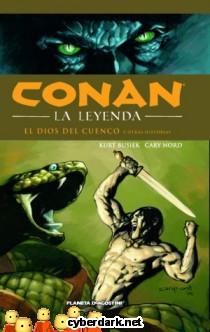 El Dios del Cuenco / Conan la Leyenda 2 - cómic