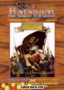 Barsoom 6. Especial Piratas