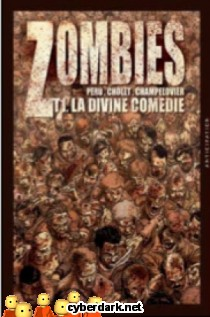 Zombies 1: La Divina Comedia - cómic