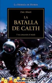 La Batalla de Calth / La Herejía de Horus 19