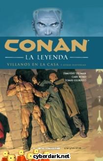 Villanos en la Casa y otras Historias / Conan la Leyenda 5 - cómic