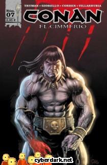 Conan el Cimmerio 7 - cómic
