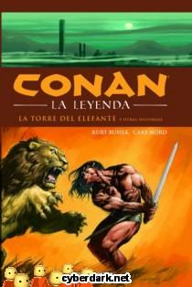 La Torre del Elefante / Conan la Leyenda 3 - cómic