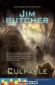 Culpable / La Saga de Harry Dresden 8