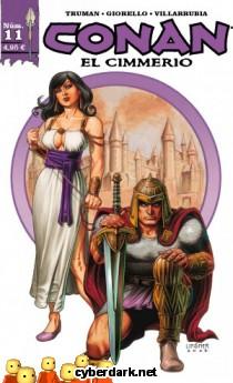Conan el Cimmerio 11 - cómic