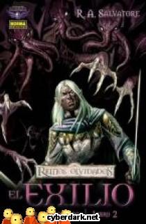 El Exilio / El Elfo Oscuro 2 - cómic