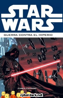 Star Wars - Guerra contra el Imperio 1 - cómic