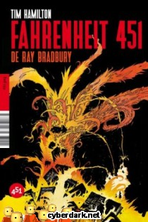 Fahrenheit 451 - cómic