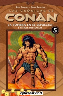 La Sombra en el Sepulcro / Las Crónicas de Conan 5 - cómic
