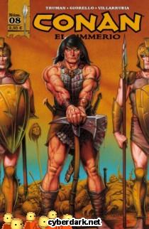 Conan el Cimmerio 8 - cómic