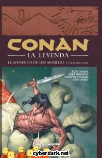 El Aposento de los Muertos / Conan la Leyenda 4 - cómic
