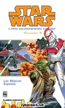 Las Mejores Espadas / Star Wars: Las Guerras Clon 5 - cómic