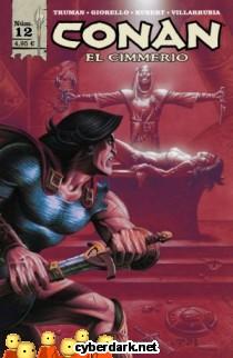 Conan el Cimmerio 12 - cómic