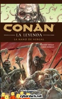 La Mano de Nergal / Conan la Leyenda 6 - cómic