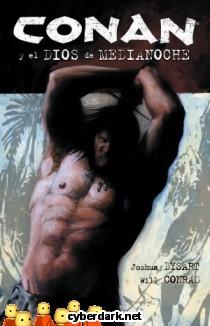 Conan y el Dios de Medianoche - cómic