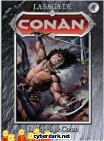 La Llegada de Conan / La Saga de Conan 1 - cómic