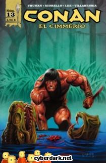 Conan el Cimmerio 13 - cómic