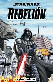 La Táctica Ahakista / Star Wars: Rebelión 2 - cómic
