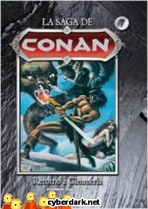 Retorno a Cimmeria / La Saga de Conan 7 - cómic