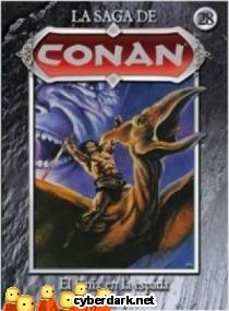 El Fénix en la Espada / La Saga de Conan 28 - cómic