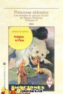 Princesas Siderales / Las Novelas de Ciencia Ficción de Prensa Moderna 2
