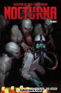 Nocturna 1 - cómic