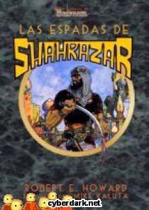 Espadas de Shahrazar