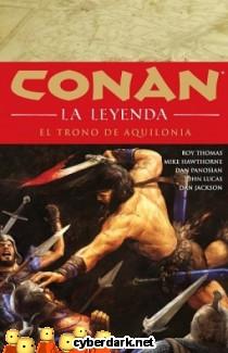 El Trono de Aquilonia / Conan la Leyenda 12 - cómic