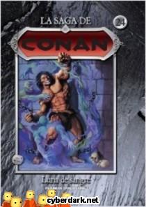 Luna de Sangre / La Saga de Conan 24 - cómic