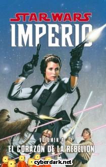 El Corazón de la Rebelión / Star Wars: Imperio 4 - cómic