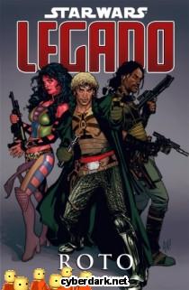 Roto / Star Wars: Legado 1 - cómic