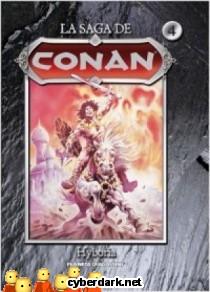 Hyboria / La Saga de Conan 4 - cómic