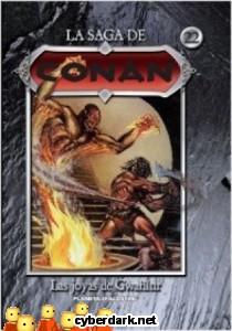 Las Joyas de Gwalhur / La Saga de Conan 22 - comic