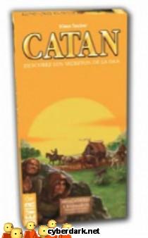 Los Colonos de Catán: Extensión Mercaderes y Bárbaros - Extensión 6 jugadores
