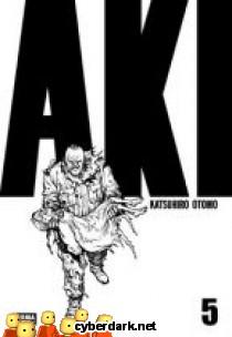 Akira 5 (de 6) - cómic
