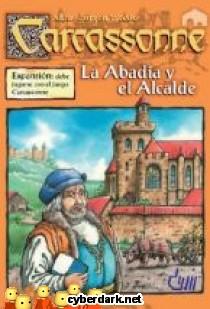Carcassonne - Ampliación La Abadía y el Alcalde - Juego de Tablero