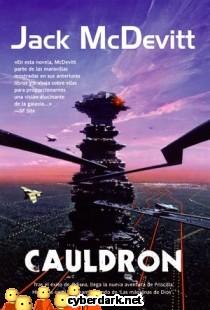 Cauldron / Saga de las Máquinas de Dios 6
