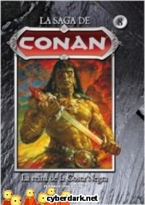 La Reina de la Costa Negra / La Saga de Conan 8 - cómic