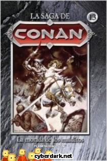 La Morada de los Malditos / La Saga de Conan 13 - cómic